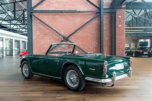 1968 Triumph Tr5 - Richmonds