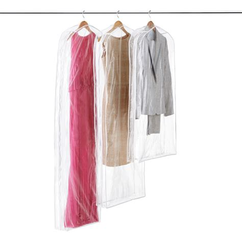 peva single garment bags the container store