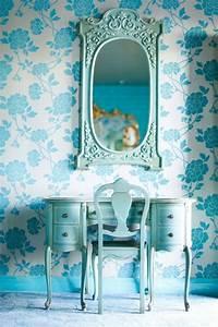 Chaise Vert D Eau : 1001 conseils et id es pour une d co couleur vert d 39 eau ~ Teatrodelosmanantiales.com Idées de Décoration
