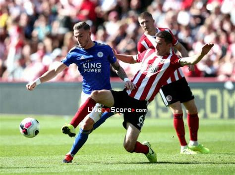 Leicester vs Sheffield Utd Preview and Prediction Live ...