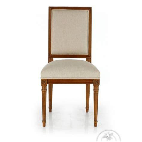 chaise style louis xvi chaise louis xvi trianon saulaie