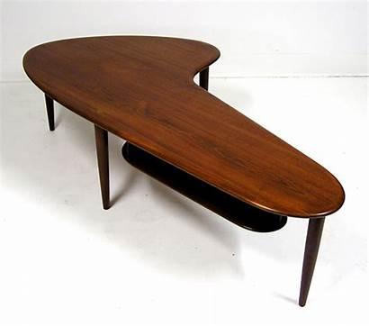 Coffee Table Teak Mid Century Modern Tables
