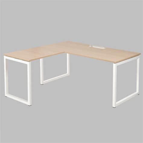 plateau de bureau d angle bureau d angle mobilier de bureau negostock