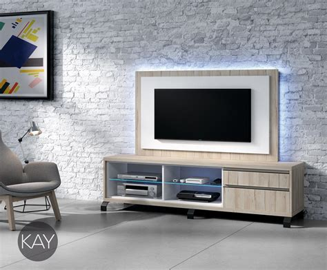 coleccion de muebles  tv giratorios  fijos  el