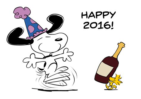 happy new year charlie brown clip art
