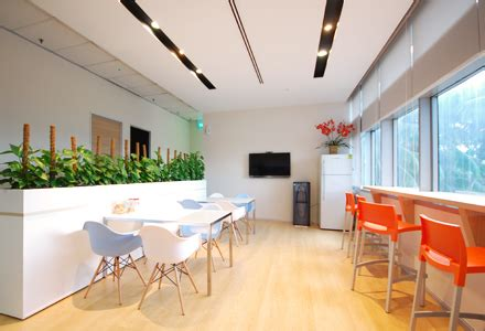 Nordson Office Interior Design