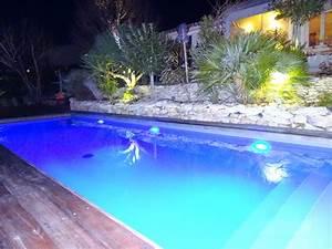 Eclairage Terrasse Piscine : eclairage piscine savelec ~ Preciouscoupons.com Idées de Décoration