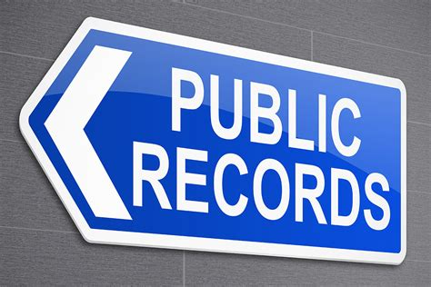 public records policy request county  los angeles