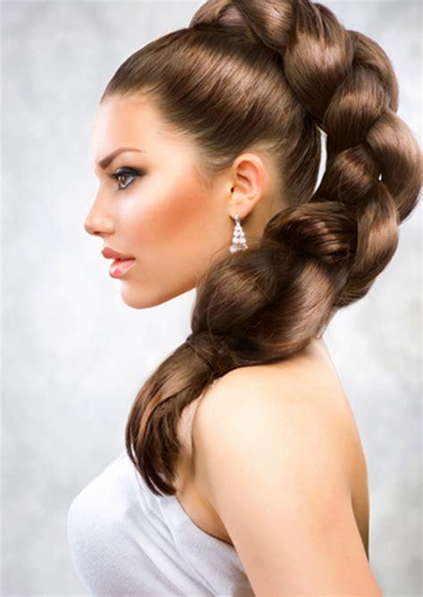 fryzury slubne na sredniej dlugosci wlosy