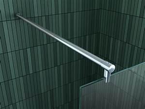 Duschtrennwand Badewanne Glas : freistehende 160 duschwand duschabtrennung walk dusche ~ Michelbontemps.com Haus und Dekorationen