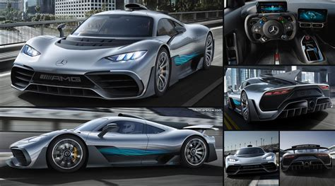 Mercedes-benz Amg Project One Concept (2017)