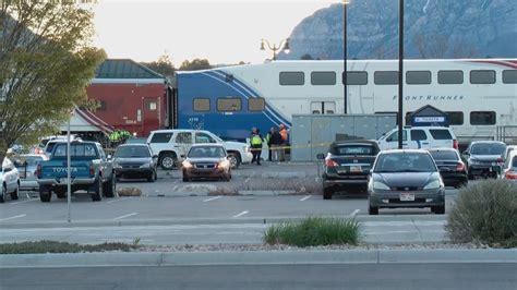 Man struck, killed by FrontRunner train in Orem | KJZZ