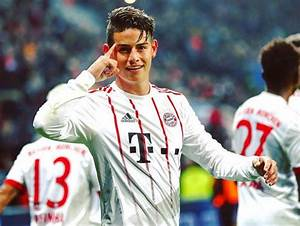 Rodriguez My Future Is With Bayern FOX Sports Asia