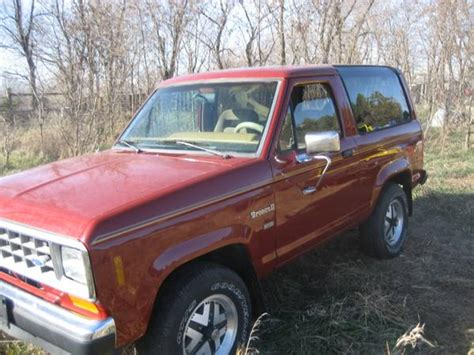 1987 ford bronco ii automatic for sale in omaha ne
