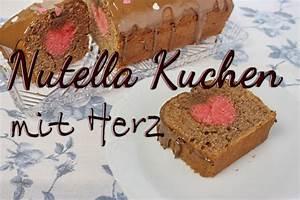Herz Muffinform Rezept : nutella kuchen rezept kuchen mit herz im inneren backen ~ Lizthompson.info Haus und Dekorationen