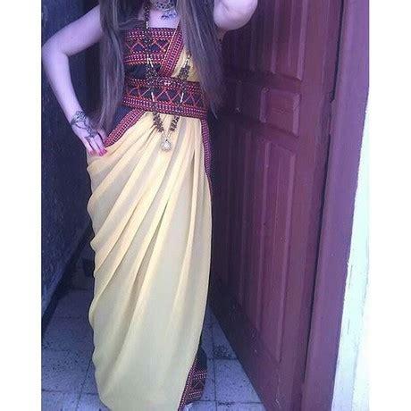 robe kabyle moderne 2017 pour fille