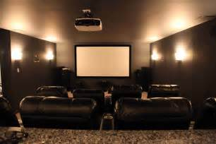 Home Theater Hd Projector by Basement Home Theater Dilemma Flatscreen Or Projector