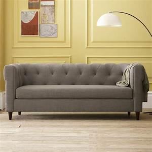 Canapé Vintage Pas Cher : un canap vintage pour votre salon moderne ~ Teatrodelosmanantiales.com Idées de Décoration