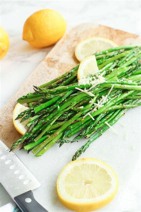 asparagus air fryer minutes