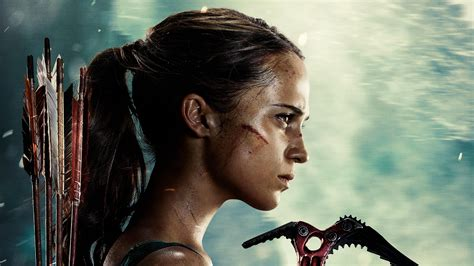 Tomb Raider 2018 Movie, Hd Movies, 4k Wallpapers, Images