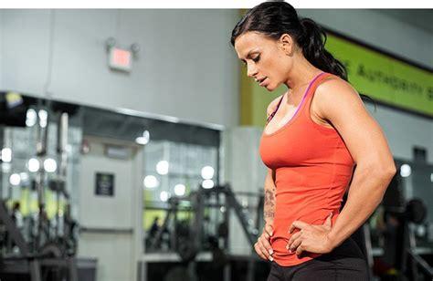 Her Biceps Bigger Than Men Bing Images