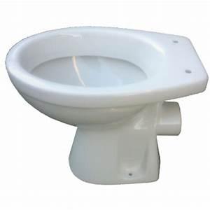 Cuvette Wc Bois : cuvette wc kheops blanc sortie orientable ~ Premium-room.com Idées de Décoration