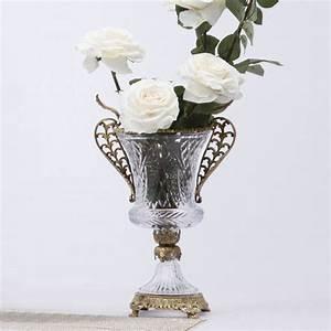 Gros Vase En Verre : achetez en gros antique vase en verre en ligne des grossistes antique vase en verre chinois ~ Melissatoandfro.com Idées de Décoration