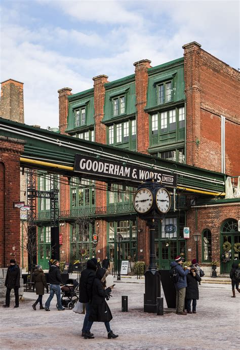 A Guide to the Distillery District in Toronto