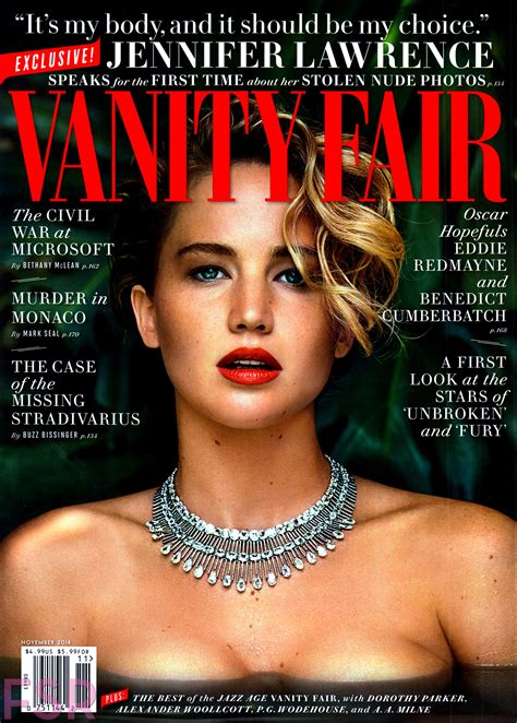 Jennifer Lawrence Vanity Fair 2014 02 Gotceleb