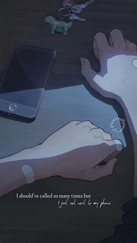 aesthetic anime phone wallpapers