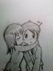 Cute Love Drawings | View Cute Anime Love Sketch Drawing ...