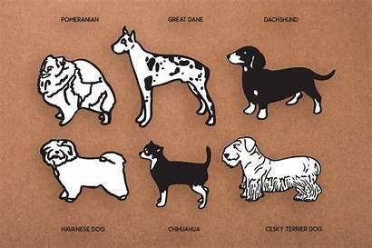 Dog Svg Breeds Doodles Cut Mega Bundle