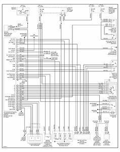 2001 Mitsubishi Galant Radio Wiring Diagram