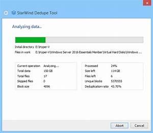 Speicherplatz Video Berechnen : dedup einsparungspotenzial berechnen mit kostenlosem tool von starwind windowspro ~ Themetempest.com Abrechnung