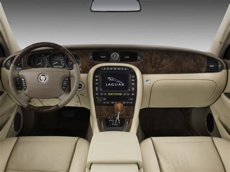 2008 Jaguar Xj 4-door Sedan Xj8 L Dashboard, Size