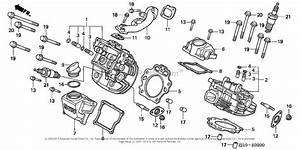 Honda Engines Gx620 Qab Engine  Jpn  Vin  Gcad