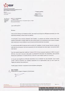 Demande De Raccordement Edf : modele facture oa solaire document online ~ Premium-room.com Idées de Décoration