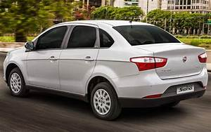 Fiat Grand Siena Attractive 1 0  Brazil