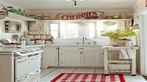 Small Rustic Kitchen Ideas Small Shabby Chic Kitchen