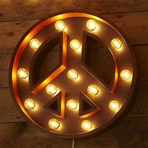 marquee peace wall light pbteen what sophia likes With peace marquee letters