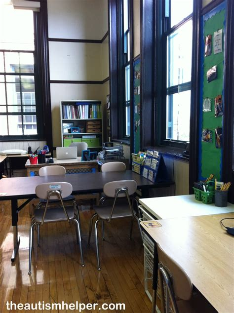 Classroom Structure {Making It Work} - The Autism Helper