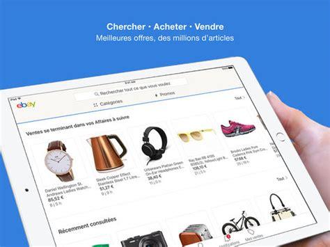 iphone se ebay kleinanzeigen ebay achetez vendez ench 233 rissez 201 conomisez dans l app store