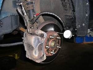 How To Check Front Brake Rotors