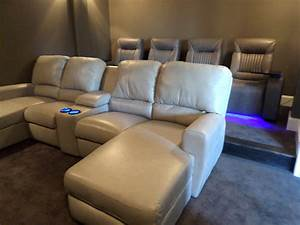 entertainment sofa furniture home theater couch media room With sofa couch media