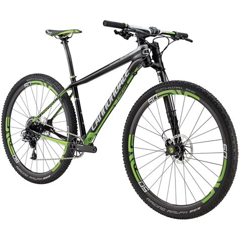 cannondale introduces new f si race hardtail bicycling cannondale f si hi mod team xc race mountain bike 2016