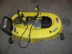 deere l100 l105 l107 l108 l110 l111 l118 garden tractor used 42