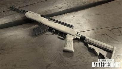 Wallpapers Pubg Guns Sks Rifle
