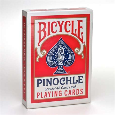 Pinochle Deck Vs Regular Deck by Bicycle 174 Pinochle Cards Bicycle Cards