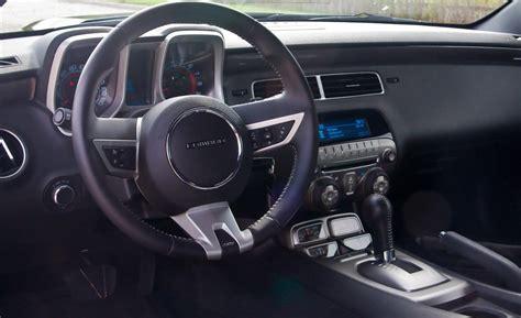 2010 camaro ss interior car and driver