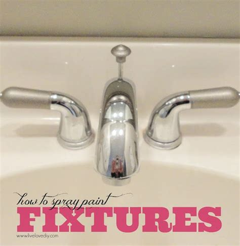Can You Spray Paint Bathroom Fixtures by 124 Best Repaint The 90 S Brass Fixtures Images On
